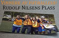 Fotballcup Rudolf Nilsens plass