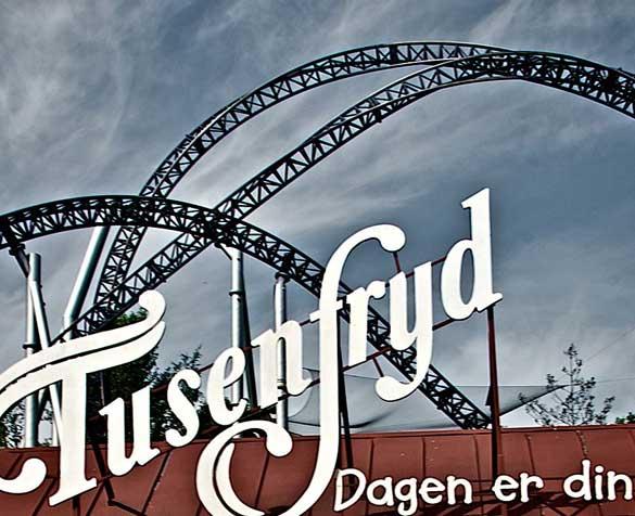 Tur til Tusenfryd