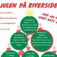 Julen på Riverside ungdomshus